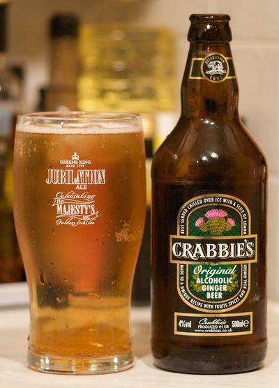 CrabbiesGingerBeer