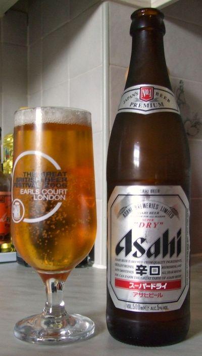 AsahiSuperDry